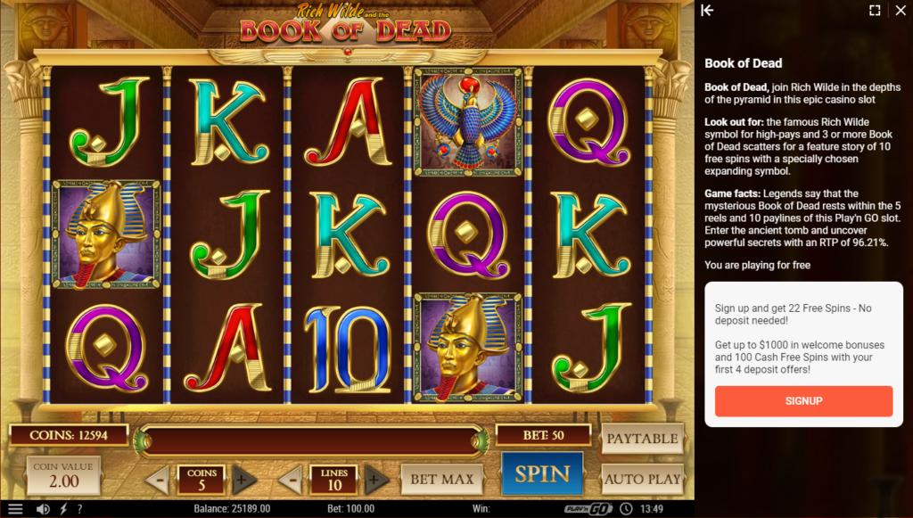 LeoVegas casino review - games