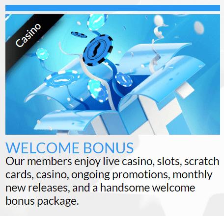 Mr play bonus
