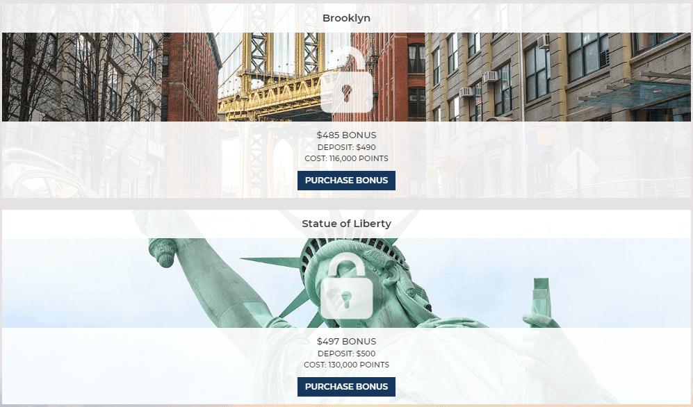 NYspins bonuses example