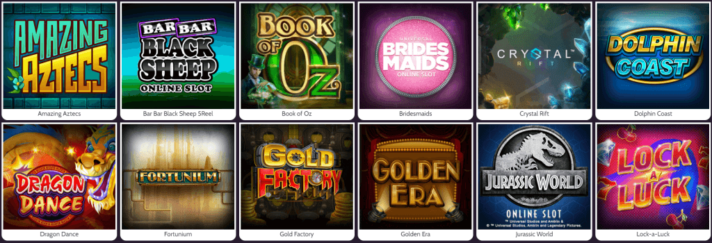 mummys gold casino review - top games