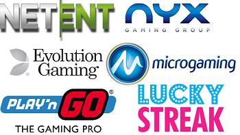Casino Cruise Software Providers