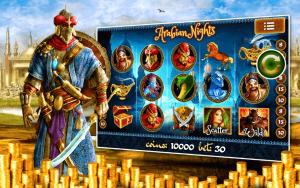 Arabian Nights – NetEnt – Up to 95.6% RTP