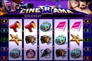 Cinerama – Playtech – 98.4%