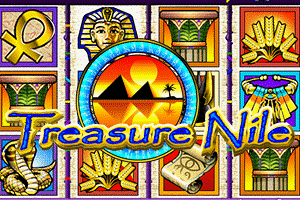 Treasure Nile – Microgaming – 92.11% RTP