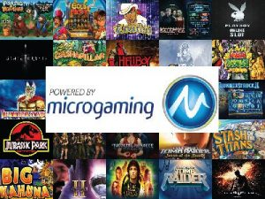 Powered by Microgaming
