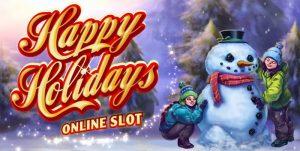 Happy Holidays Online Slots