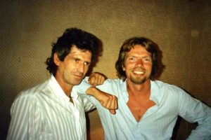 Branson and Richards