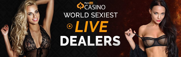 Worlds Sexiest Live Dealers